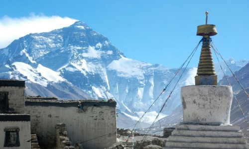 De Lhassa au mont Everest