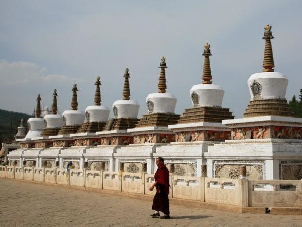 Monastère de Kumbum
